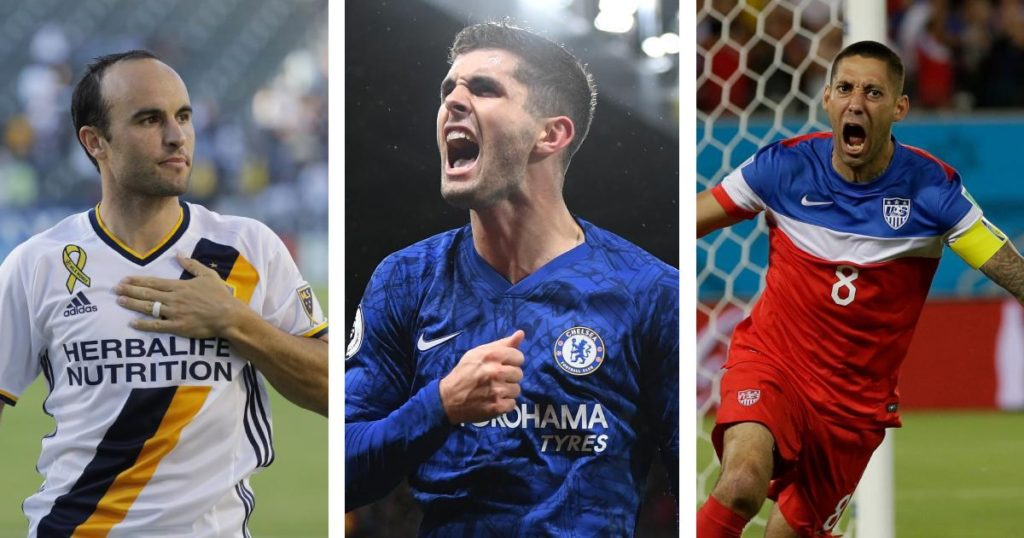 Donovan or Dempsey or Pulisic