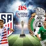 USA vs Mexico ON tv