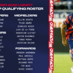 Roster Exclusion Categories
